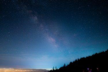 【須走ルート】富士五合目から撮れるオススメの星空や夜景まとめ