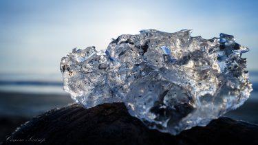 【氷の宝石】北海道、豊頃町の絶景「ジュエリーアイス」を紹介!【作例あり】